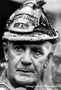 CFD Comm Quinn_helmet_Chicago Tribune