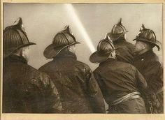 Old school firemen