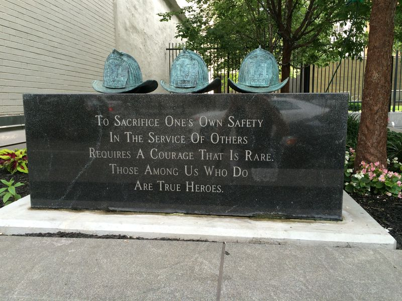 Philadelphia FireFighter LODD Memorial
